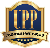 unstoppable profit producer logo